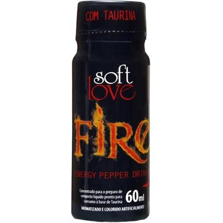 Bebida energética afrodisíaca com pimenta unissex S119.A