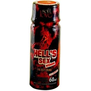 Bebida energética concentrada excitante unissex S118.A