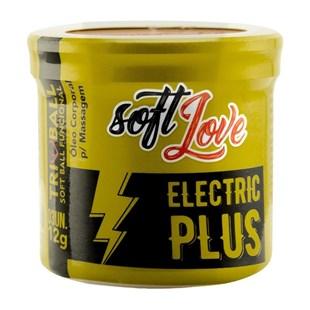 Bolinha Electric Plus Choque Excitante 3 Unidades S02.D
