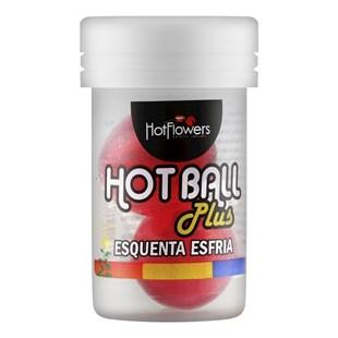 Bolinha Hot Ball Plus Esquenta e Esfria S142