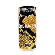 Bolinha Quadriball Cobra Rei 4 Unidades S53.B
