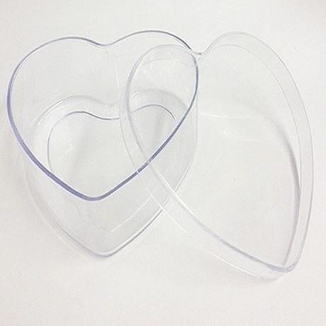 Caixinha em formato de coração em acrílico G29.B