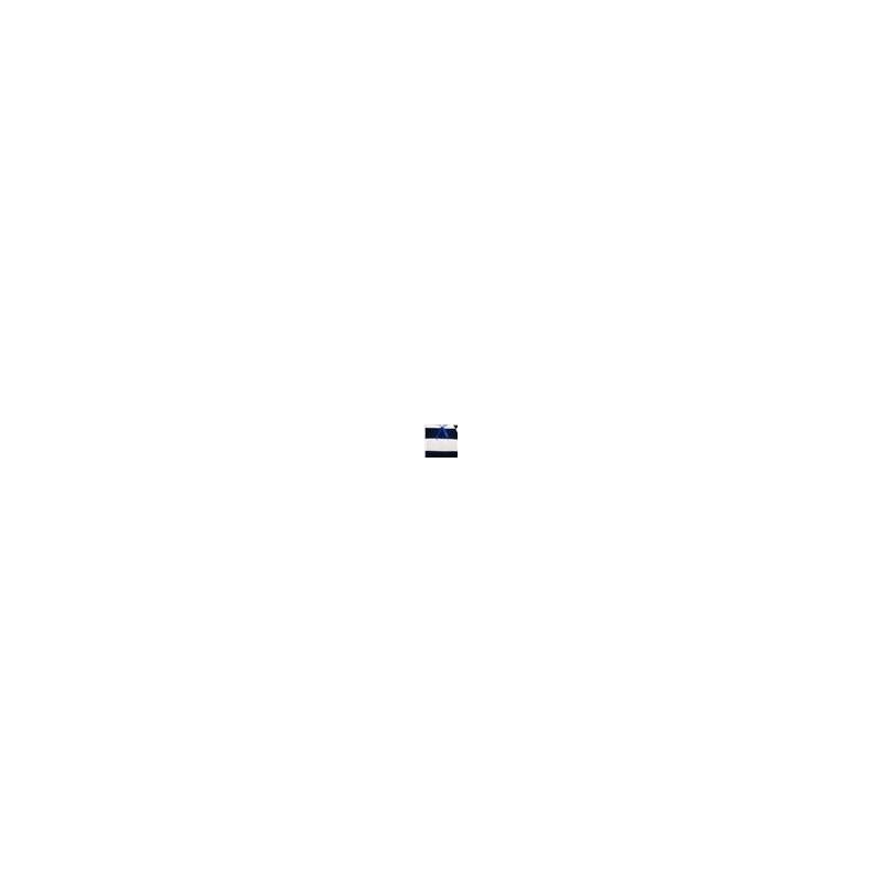 Calcinha básica em microfibra estampada com lacinho B24.B AZUL ESCURO VARIADO