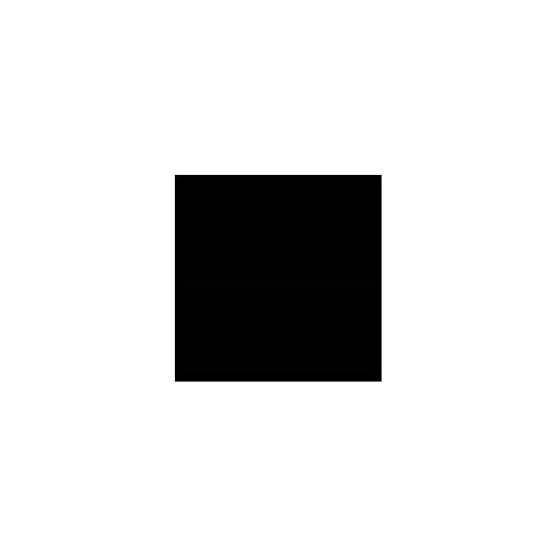 Calcinha básica em tule estampado com lacinho em cetim B04.E PRETO VARIADO