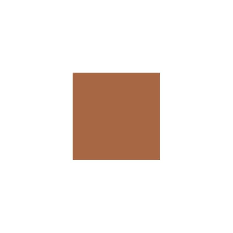Calcinha infantil básica em algodão liso com víes estampado N34.B CHOCOLATE