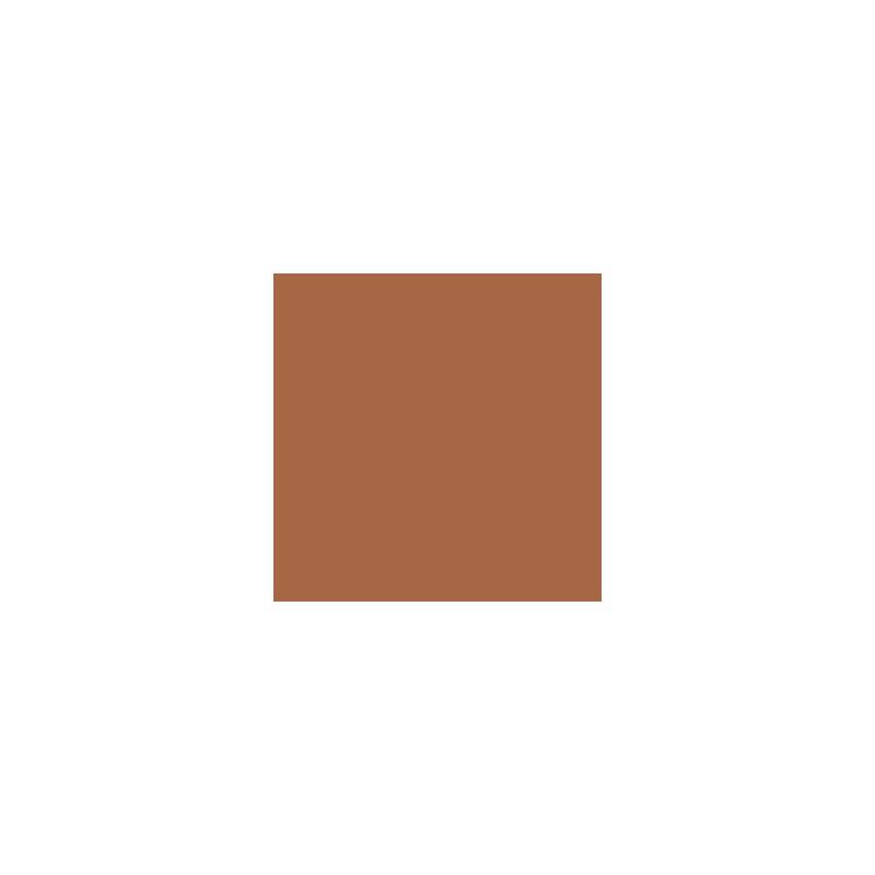 Calcinha infantil em algodão liso com elástico exposto N22.B CHOCOLATE