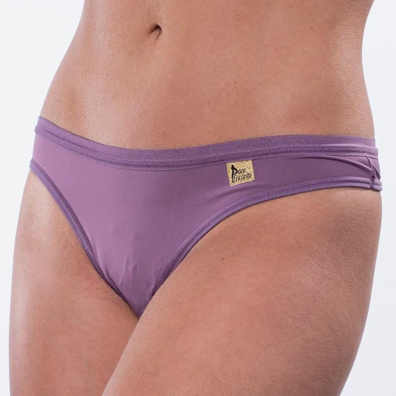 Calcinha Sexy em Microfibra Premium Conforto com Detalhe Corte a Laser F49.D UVA