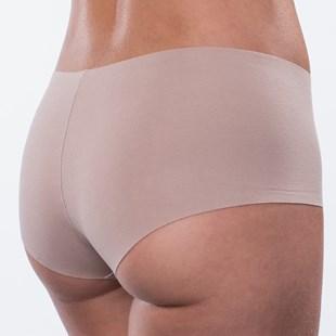 Calcinhas Boxer Conforto Sem Costura Corte a Laser em Algodão B183.A