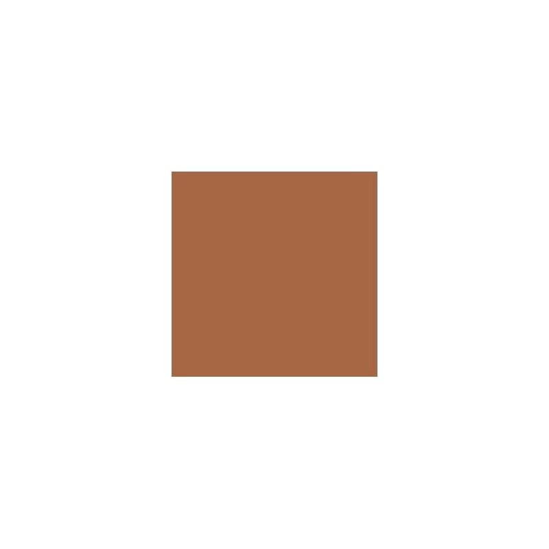 Calçola Cinta Compressão em Cetinete Duplo Cós Alto Costura Reforçada A93.A CHOCOLATE
