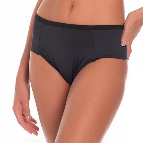 Calçola Conforto Pala Larga em Microfibra Premium Lisa A107