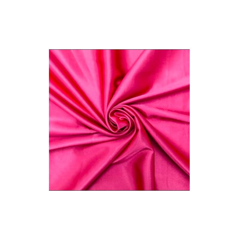 Calçola em Cotton Liso com Pala Dupla e Detalhe em Laço A111 ROSA ESCURO