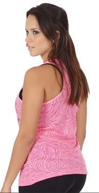 Camiseta nadador em malha estampada e taxinha RO07