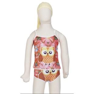 Camisete infantil em microfibra sublimada H17.B