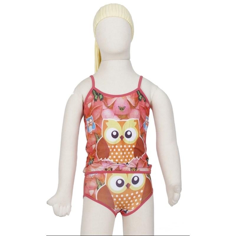Camisete infantil em microfibra sublimada H17.B GOIABA VARIADO