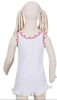 Camisola infantil em algodão estampado com personagens R10.B