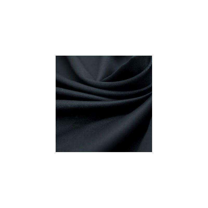 Camisola Luxo em Microfibra e Renda com Detalhe em Laço O52.B PRETO
