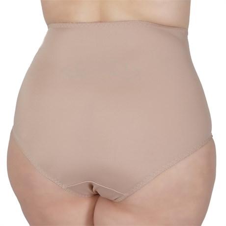 Cinta abdominal básica em lycra lisa P17