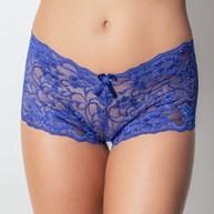 Conjunto lingerie caleçon strappy bra em renda K222.B
