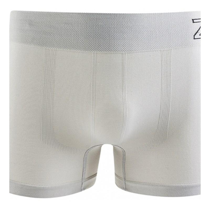 ca35bee22 Cueca boxer conforto sem costura em microfibra lisa D19.B