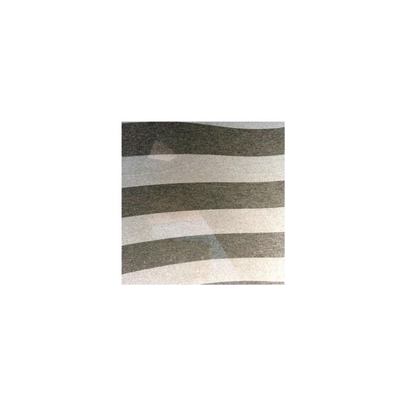 Cueca boxer em microfibra listrada com elástico exposto D89.A GRAFITE