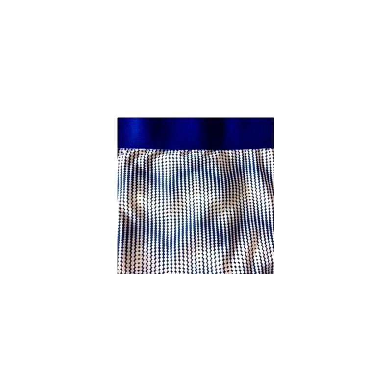 Cueca boxer em microlight estampado com elástico exposto D68.B AZUL VARIADO