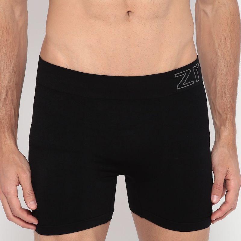 Cueca Super Conforto Microfibra Sem Costura Boxer D05.D