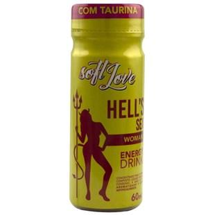 Energético para Mulheres Hells Sex S172