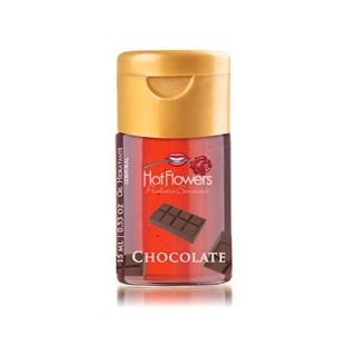 Gel Aromatizante Corporal Sensação de Esquentar Sabor Chocolate S94