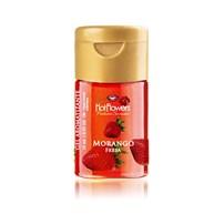 Gel Aromatizante para Massagem Sabor Morango 15 ML S140
