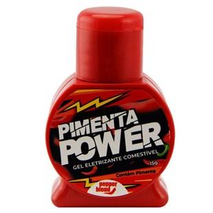 Gel Eletrizante Comestível Pimenta Power S310