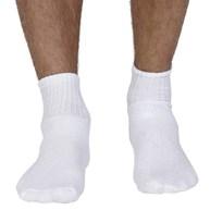 Kit meia masculina esportiva com 3 pares G24.B
