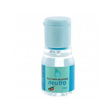 Óleo para Massagem Comestível Neutro S03.C