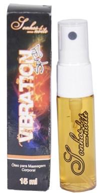 Óleo spray eletrizante vibration 15ml S47.D