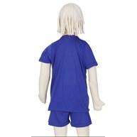 Pijama infantil masculino em malha lisa com detalhe bordado R22.B