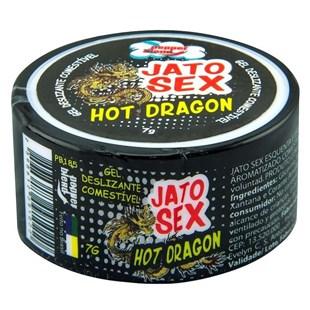 Pomada Chinesinha Hot Dragon Comestível S48.F