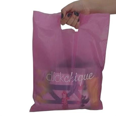 Sacola personalizada ClickChique 50 UN W16.B
