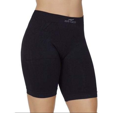 Short fitness liso conforto modelador sem costura V23.B
